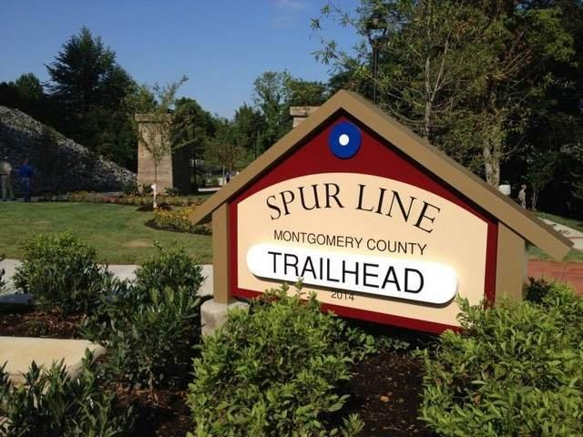 Spurline Trail Head