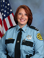 Sgt. Shanna Grice